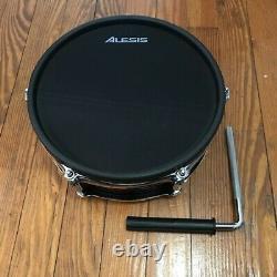 10 Tom Drum Pad Alesis Strike Pro NEW withL Bar Dual Zone Electronic Kit