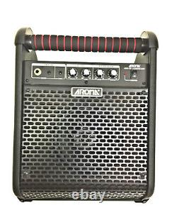 20W Electronic Drum Kit Amplifier 6.5 Speaker Monitor Electric Amp Aroma ADX-20