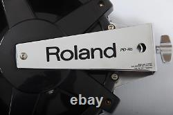 2x Roland PD-85 Mesh Dual Zone/Trigger Electronic Snare Drum/Toms