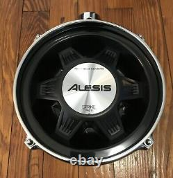 8 Alesis Strike Drum Pad NEW Tom withL Bar Dual Zone Electronic Kit Pro E-Drums