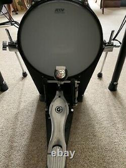 ATV EXS-5 electronic drumkit + Pearl Gibraltar extras, Amazing Kit
