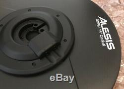 Alesis 16 Cymbal NEW Triple-Zone Ride DMPad (2 inputs) DM10 Electronic Drum Kit