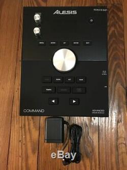 Alesis Command Drum Module Brain & Power Supply for Electronic Drum Kit USB