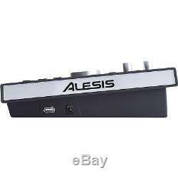 Alesis Command Mesh 8-Piece Electronic Drum Kit + Drum Throne + and more Bundle