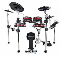 Alesis Crimson II Mesh Electronic Digital Drum Kit Upgraded