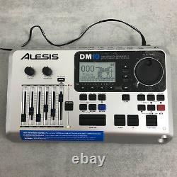 Alesis DM10 Electronic Drum Module. Drum Kit Sound Module / Brain / Machine VGC