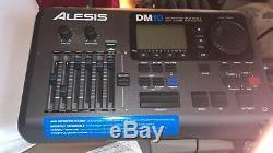 Alesis DM10 MK2 Pro, Premium 10 Piece Electronic Drum Kit and Mesh Heads