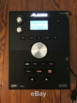 Alesis DM10 MKII Drum Module withPower Supply Electronic Kit Brain