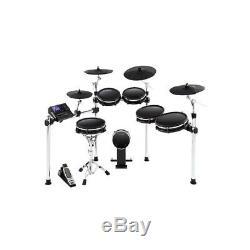 Alesis DM10 MKII PRO Kit Premium 10-Piece Electronic Drum Kit With Mesh Heads