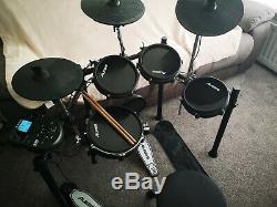 Alesis DM10/ Nitro Electronic Drum Kit Hybrid. Excellent Condition