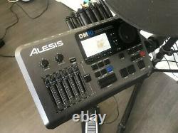 Alesis DM10 Studio Electronic Drum Kit with High Definition Drum Module