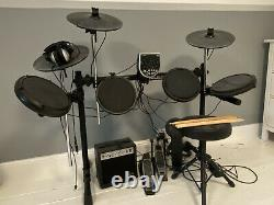 Alesis DM6 Electronic Drum Kit Incl amp and Accessories