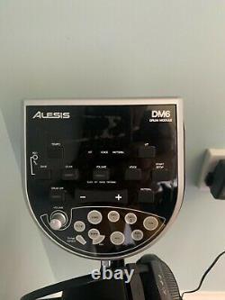 Alesis DM6 electronic drum kit, great for practice kit or beginner