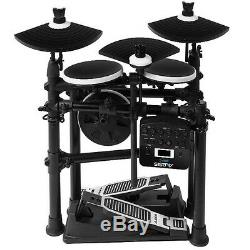 Alesis DM Lite Kit Drum Kit with Portable Folding Rack Pro Electronic Drumset