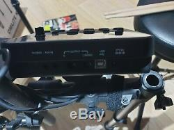 Alesis DM Lite Kit Electronic Drum Kit Bundle Stool Headphones Boxed