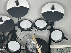 Alesis E-Drum Total Electronic Drum Set Kids Drumkit Throne Sticks Headphones