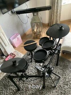Alesis NITRO Kit Electronic Drum Set With 8 Inch Snare Toms and 10 Cymbals