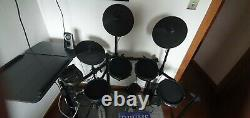 Alesis NITRO Kit Electronic Drum kit with mesh heads and 3 Cymbals excellent con
