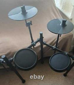 Alesis Nitro Kit Electronic Drum Kit with Drum Sticks
