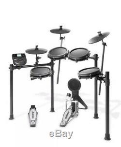 Alesis Nitro Mesh Electronic Drum Kit brand new see description