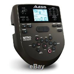 Alesis Nitro Mesh Kit Electronic Drum Kit inc Stool, Headphones, DVD Rockstix HD