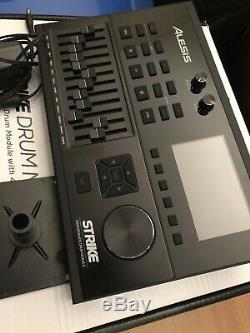 Alesis Strike Pro Drum Module Electronic Percussion for Drumset Drum Kit