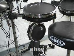 Alesis Surge electronic drum kit with mesh heads and throne / WORKS WELL READ
