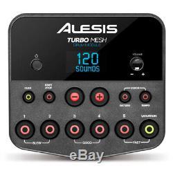 Alesis Turbo Mesh Electronic Drum Kit (NEW)