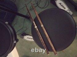 Alesis Turbo Mesh Electronic Drum Kit + Studio Headphones and Stool bundle