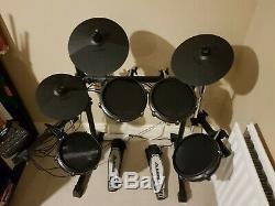Alesis Turbo Mesh Kit 7 Piece Electronic Drum Kit BSTK