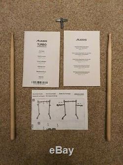 Alesis Turbo Mesh Kit Electronic Drum Kit
