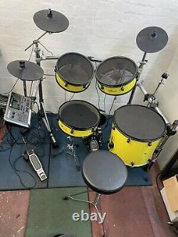 Alesis electronic drum kit custom set up