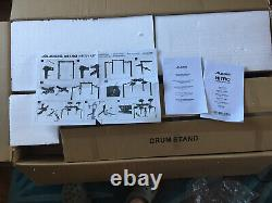 Alesis nitro mesh electronic drum kit With Roland Drum Monitor Plus Extras