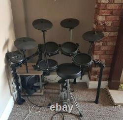 Alesis nitro mesh electronic drum kit + extras