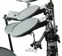 Artist EDK260 Electric 8 Piece Electronic Drum Kit +Stool +Headphones New