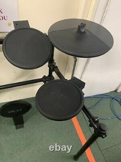 Artist Edk260 Electric Electronic Digital Drum Kit Set