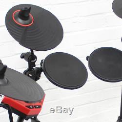 B-Stock Carlsbro CSD100 R Compact Electronic Drum Kit 7 Piece Digital Set