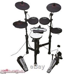 Carlsbro CSD130XXX 9-Piece Compact Electronic Drum Kit