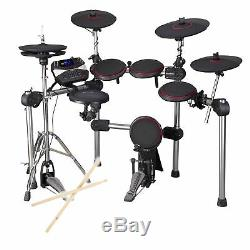 Carlsbro CSD310 Compact Electronic Drum Kit Electric Set