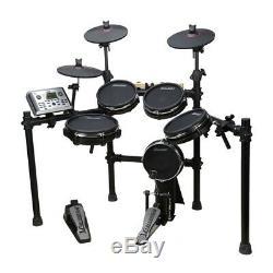 Carlsbro CSD400 8-Piece Mesh Head Electronic Drum Kit