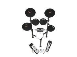 Carlsbro CSD 8-Piece Electronic Drum Kit Set + Sticks NEW IN BOX