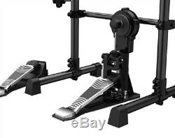 DRUM MACHINE TDX-15S ELECTRONIC DRUMKIT, Drum Stool, H'phones(J. B similar$799)NEW