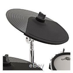 Digital Drums 470X Mesh Electronic Drum Kit + 30W Amp Pack