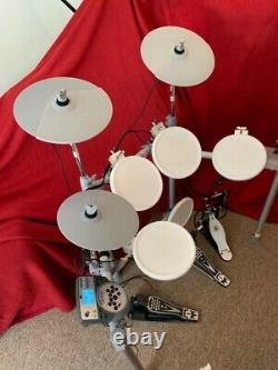 Electronic Digital Drum Kit WHD DD516 in Excellent Condition (+FREE extra Pedal)