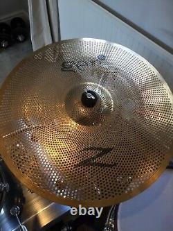 Electronic Drum Kit Drum Tec Conversion Natal Jobeky Zildjian Gen 16