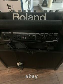 Free P&P. Roland PM-30 Amplifier Monitor System For Electronic Drum Kit Amp