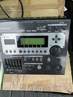 Free P&P. Roland TD-12 Brain Module for Electronic Drum Kit