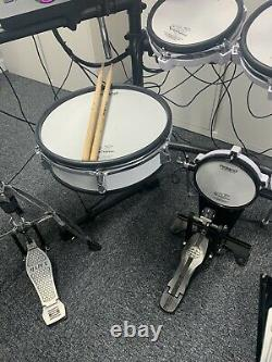 Free P&P. Roland TD-27 Electronic Drum Kit w PM30 Monitor System