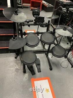 Ion Pro Sessions Electric Electronic Digital Drum Kit Set