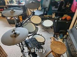 Millenium MPS-750X EDrum Kit, Electronic Drum Kit